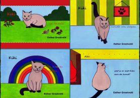 Esther Grootveld – Kiki de poes 3***