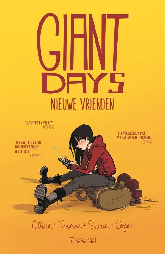 Giant Days: Nieuwe vrienden
