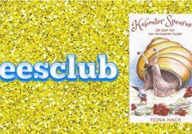 Leesclub Kabouter Speurneus van Fiona Hack