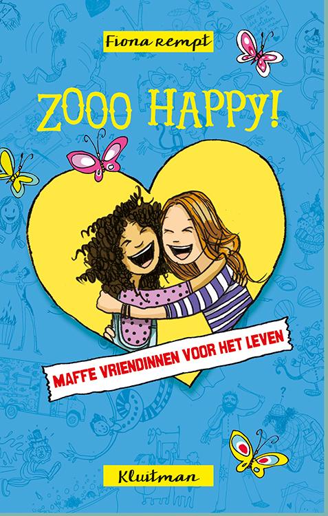 Zooo Happy!: maffe vrienden voor het leven