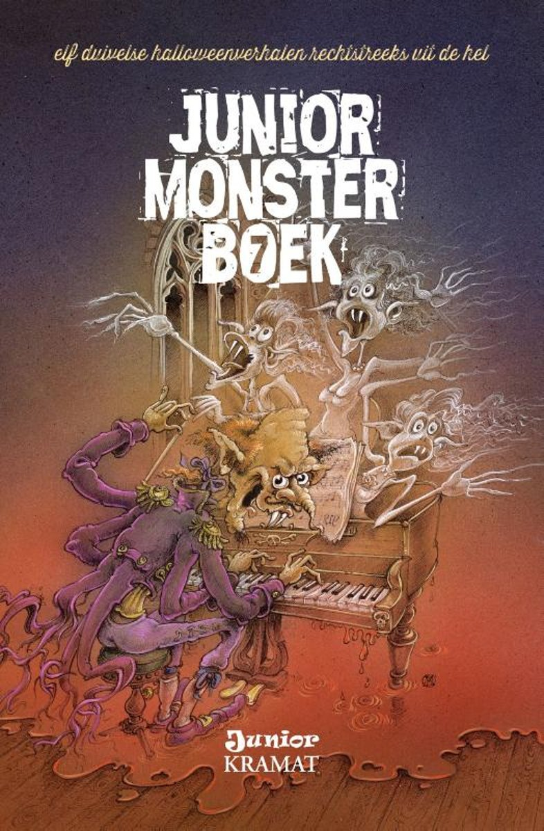 Junior Monsterboek 7