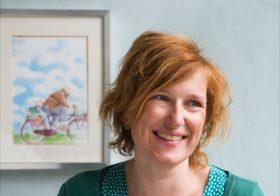 Flitsinterview met Annet Schaap