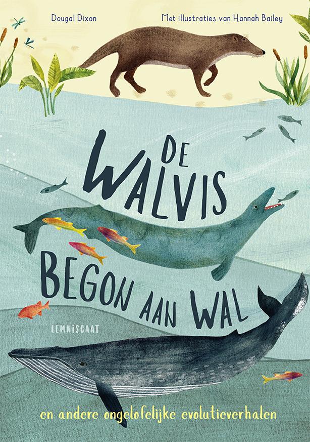 De Walvis begon aan Wal