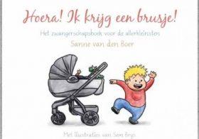 Sanne van den Boer – Hoera! Ik krijg een brusje!