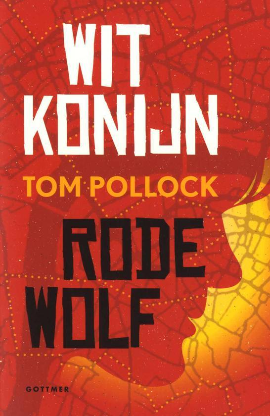 Wit Konijn/Rode Wolf