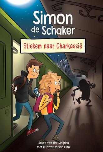 Simon de Schaker: stiekem naar Charkassië