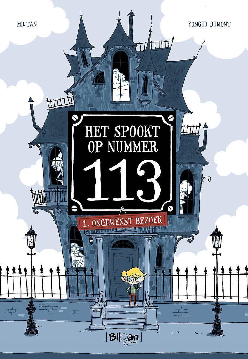 Het spookt op nummer 113: ongewenst bezoek