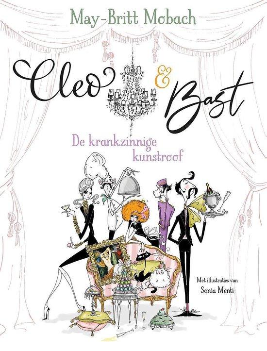 Cleo en Bast: de krankzinnige kunstroof