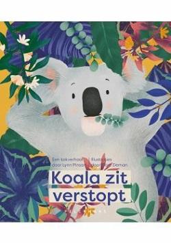 Koala zit verstopt en Giraf wil ook een geluid