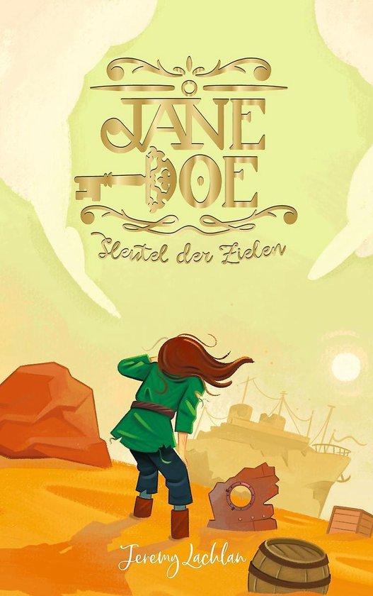 Jane Doe 2: Sleutel der zielen