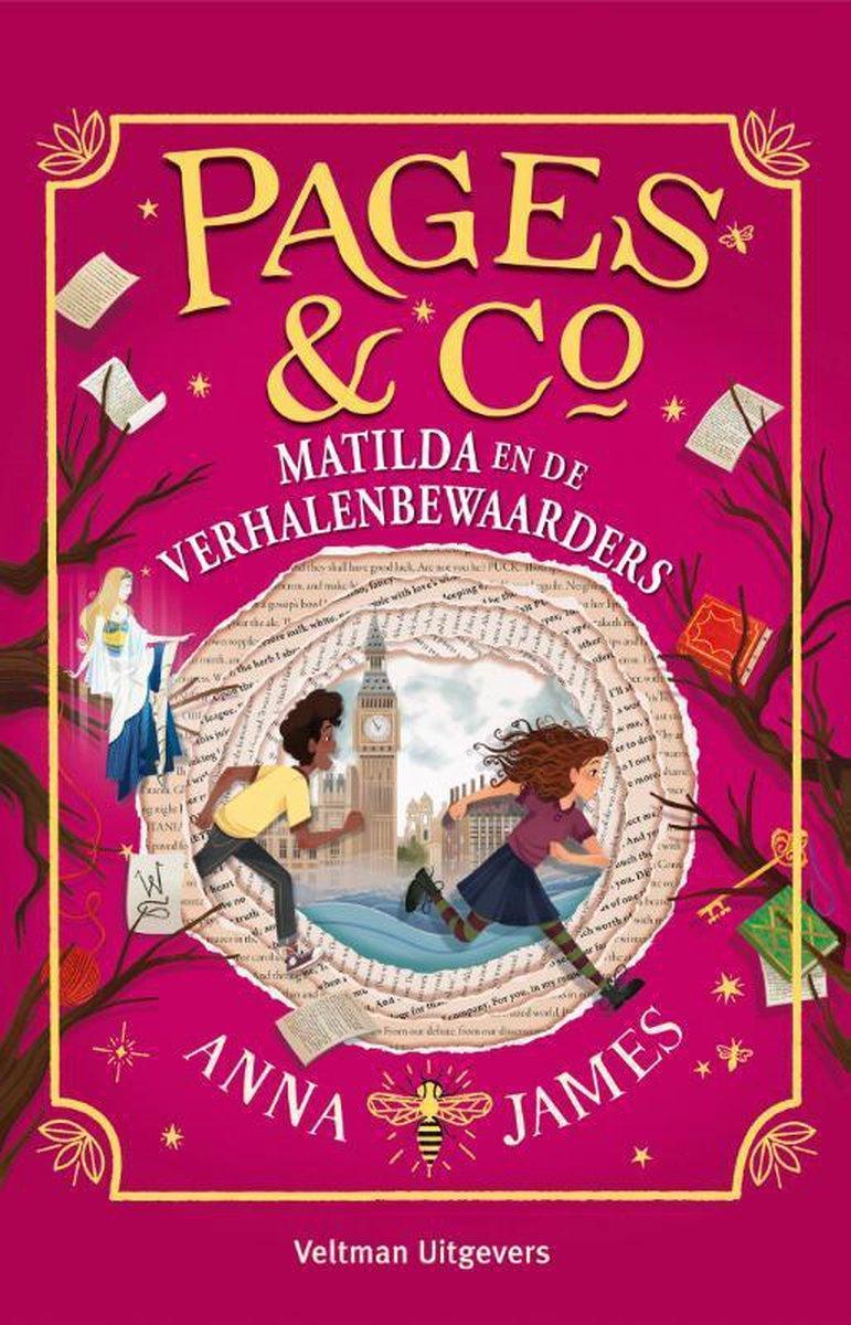 Pages en Co3: Matilda en de verhalenbewaarders